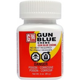 G96 GUN BLUE LIQUID 2oz