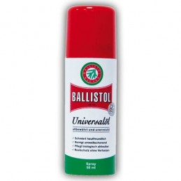 Klever Ballistol Gun Oil 50ml - Spray