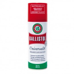 Klever Ballistol Gun Oil 200ml - Spray