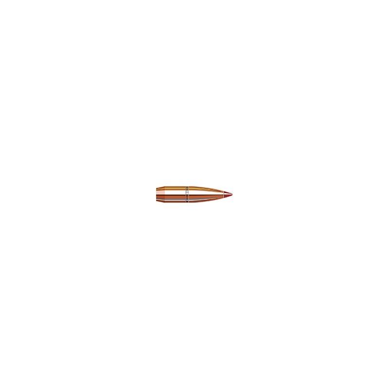 Hornady 129gr SST 6.5mm .264 Caliber