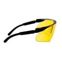 3M™ Maxim™ Ballistic Safety Spectacles - yellow/amber Lens