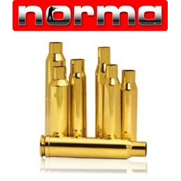 22-250 Remington Norma Reloading Brass  (100)