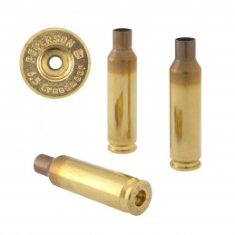 Peterson 6.5 Creedmoor (LRP) Brass Cartridge Cases (50)