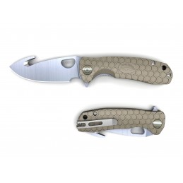Honey Badger Hook - Large - Tan