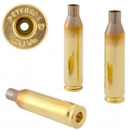 Peterson 243 Win (LRP) Brass Cartridge Cases (50)