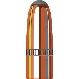 HORNADY 8mm .323 170 gr InterLock RN
