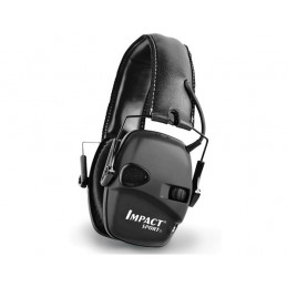 Honeywell Howard Leight Impact Sport Earmuff - Black