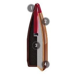 HORNADY 6mm .243 87 gr V-MAX®
