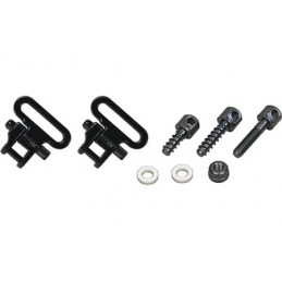 Allen Swivel Sling Set for Bolt Action Rifles