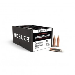 Nosler 160gr Accubond 7mm (50)