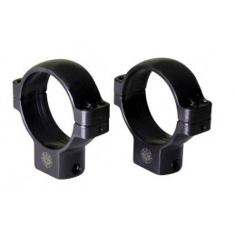 Lynx 30mm Multimax Low Matte Rings for Stud Bases - MM130L