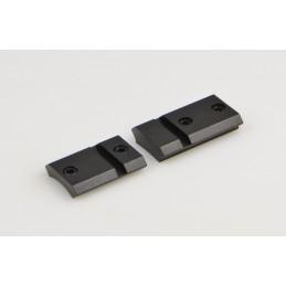 Warne 2 Piece Base: Remington 700 M902/876M