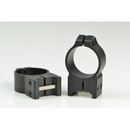 Warne 215M 30mm Fixed High Matte Rings
