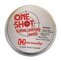 Hornady One Shot® Case Sizing Wax 1 Each