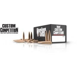 Nosler 123gr Custom Competition 100 (6.5mm .264 Cal)